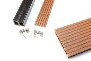 composite decking components