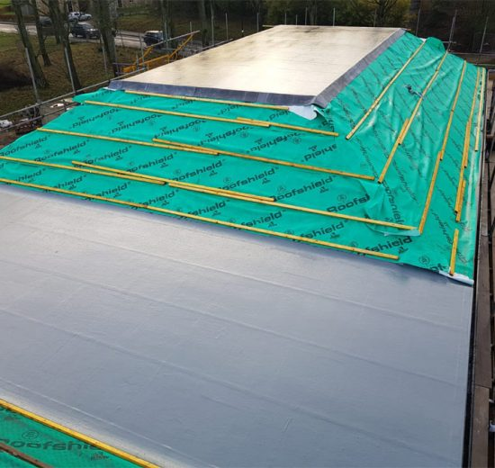 flat roof systems uk