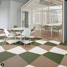 importance of commercial office carpet tiles